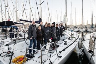 Régate Labos TAKEDA France (crédit photo : Roland Grunchec - ZAD) - Marseille / France / PACA