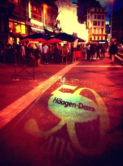 Roadshow Haagen-Dazs France + EU
