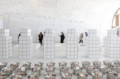 Vernissage Expo JP Raynaud au MAMO
