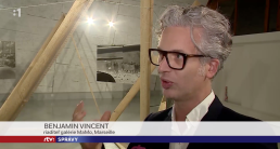 Interview de Benjamin VINCENT/ZAD pour la TV Slovaque